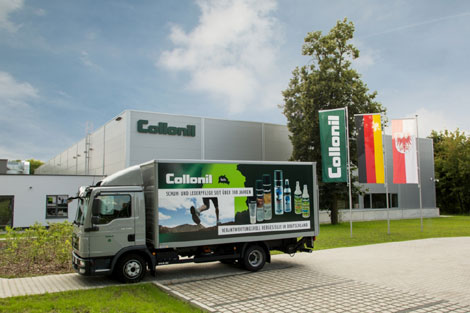 Collonil Logistikzentrum